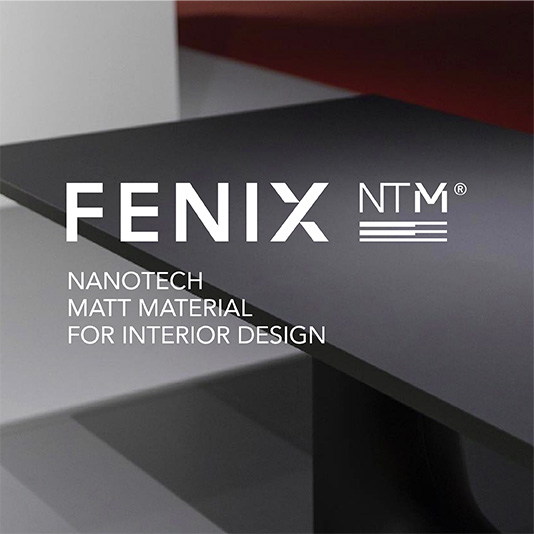 fenix pour int rieurs surface mate base de nanotechnologie pour le design d int rieur. Black Bedroom Furniture Sets. Home Design Ideas