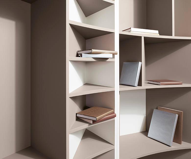 FENIX Bookshelves