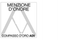 Honourable Mention ADI Compasso d'Oro