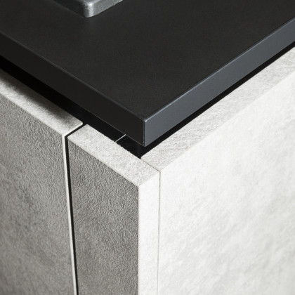 FENIX for interiors | Edges and finishes