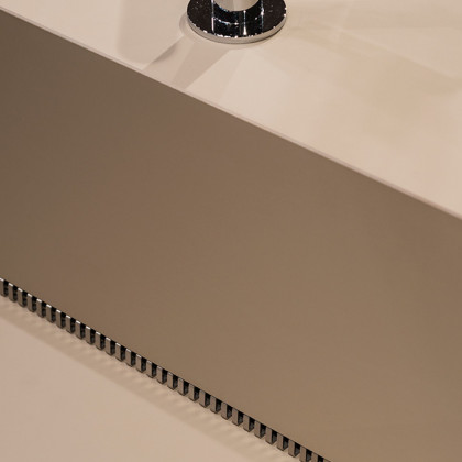 kitchen sink made of FENIX NTM.