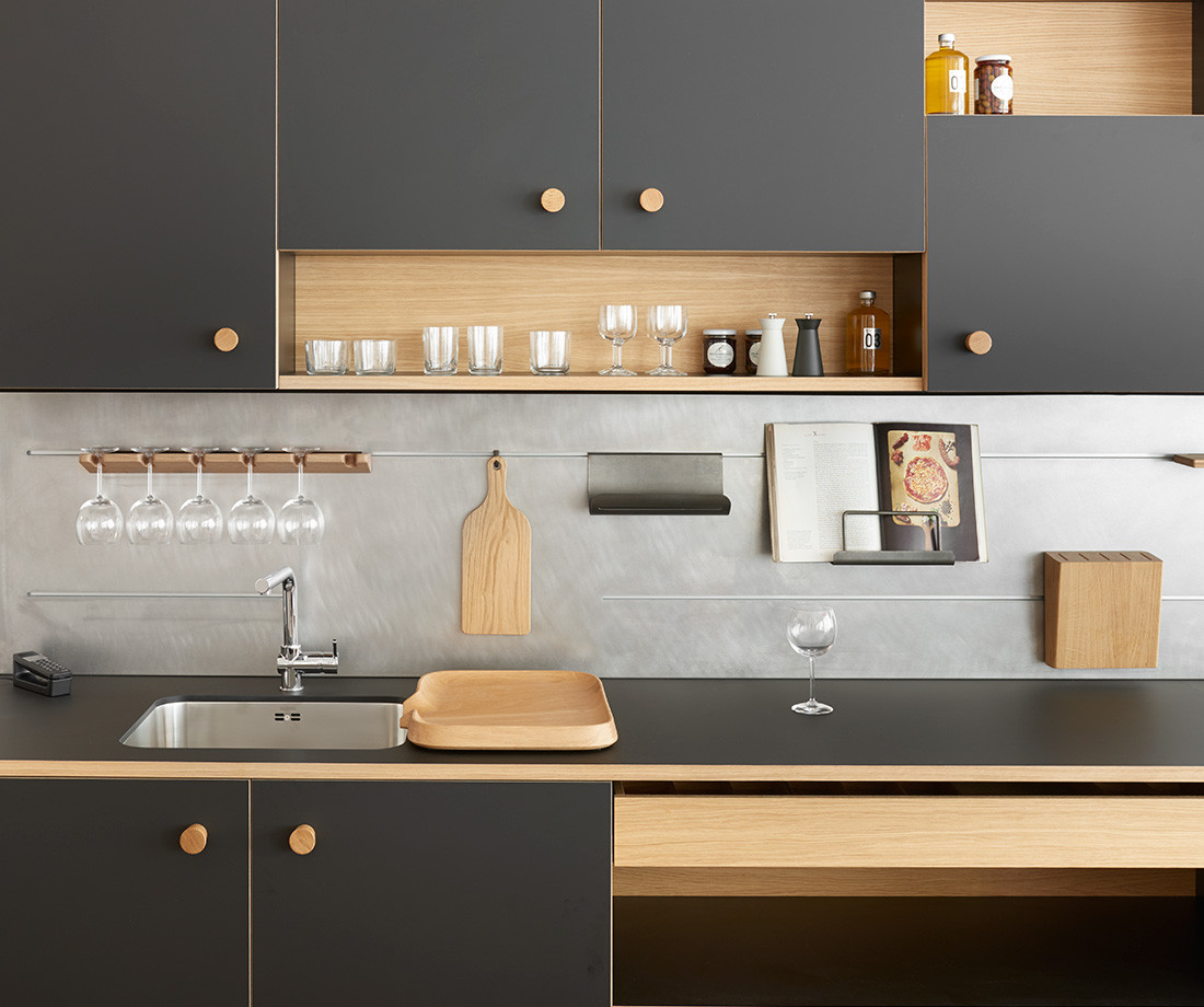Cucine In Fenix.Lepic Fenix For Interiors Innovative Materials For