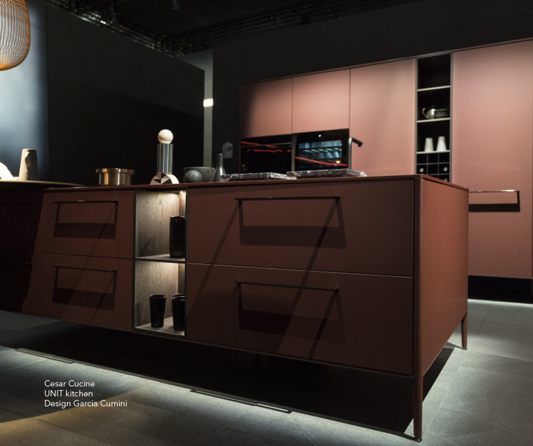 FENIX NTM AT MILAN DESIGN WEEK 2018 - CESAR CUCINE