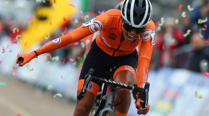 Alvarado wins the 2020 UCI Cyclo-Cross Elite World Championship<div class='watermarkZoomed'>Photopress.be</div>